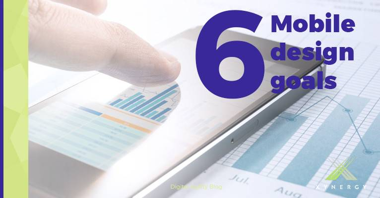 6 Goals for Your Mobile Site