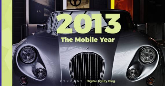 2013 The Mobile Year