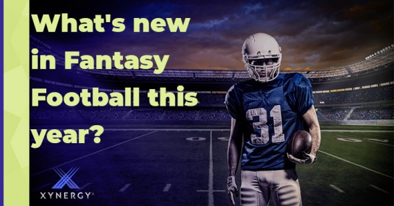 What's new in Fantasy Football this year?
