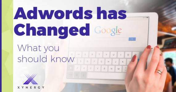 Catching up on the recent changes to Adwords