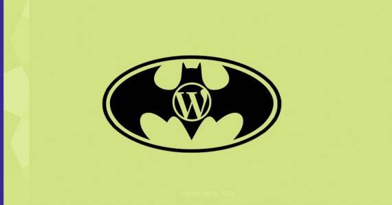 WordPress is the Batman of the CMS World