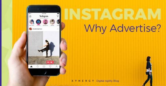 5 Reasons to Advertise on Instagram Now