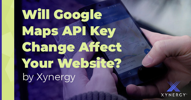 Will Google Maps API Key Change Affect your Website?