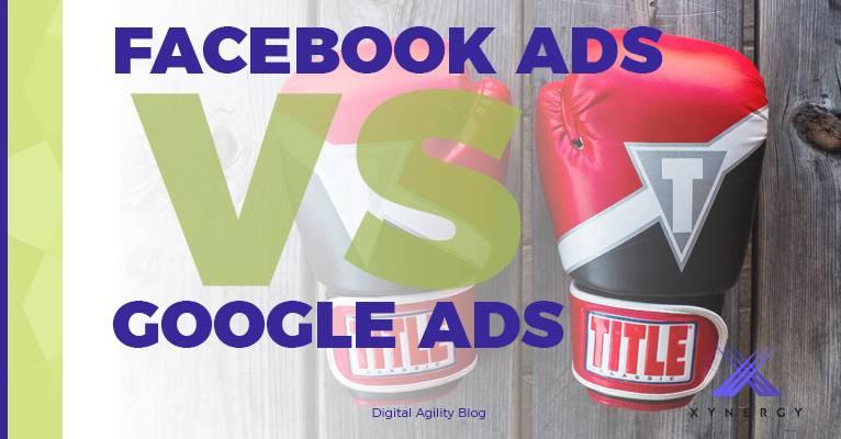 PPC: Facebook Ads vs. Google Adwords