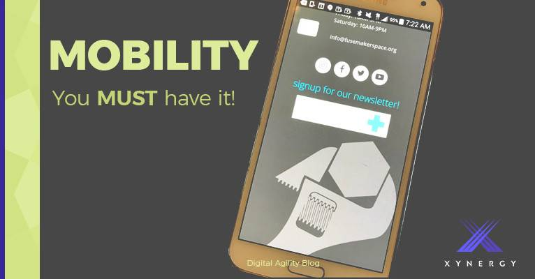 Responsive Theming for Website Mobility - A Must Have in Today's Mobile World