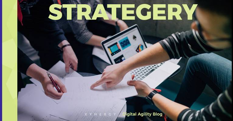 It's All About Strategery When it Comes to Online Marketing