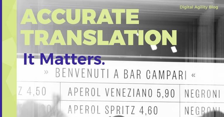 Hiring a Professional Translator: Why Should I Bother?