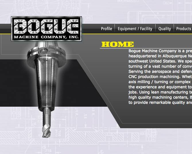 Bogue Machine
