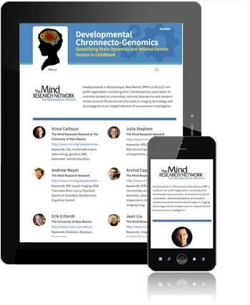 Developmental Chronnecto-Genomics