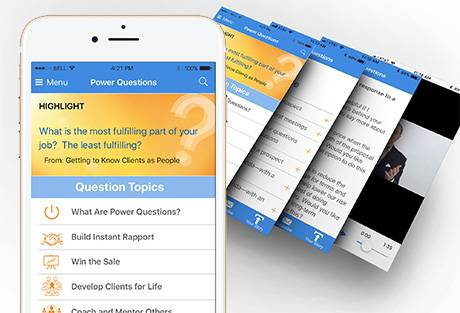 Power Questions App