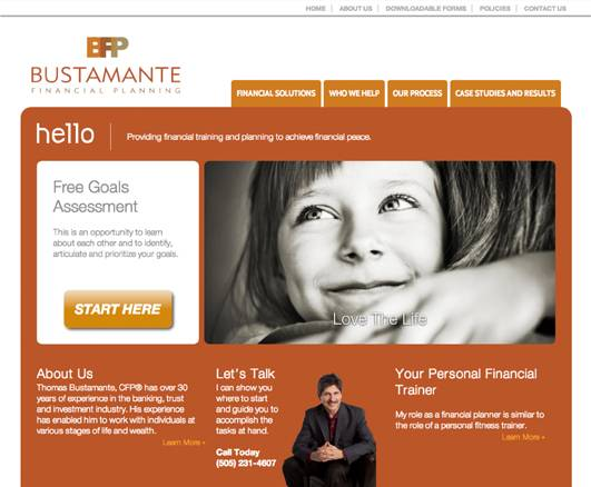 Bustamante Financial Planning