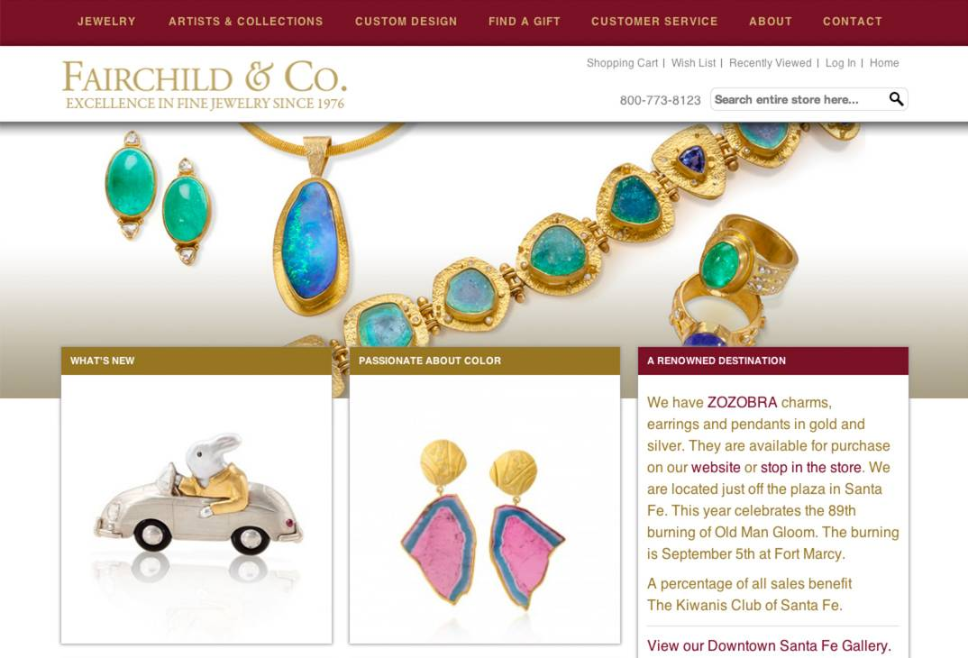 Fairchild & Co. Jewelers