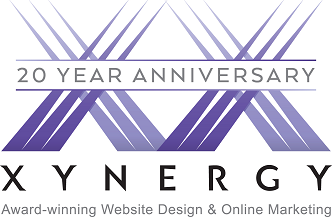 Xynergy Web Design and Online Marketing 20th Anniversary